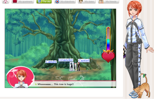 """""""In my head, this tree is the MOTHER OF ALL TREES. FREAKING ENT."""""""