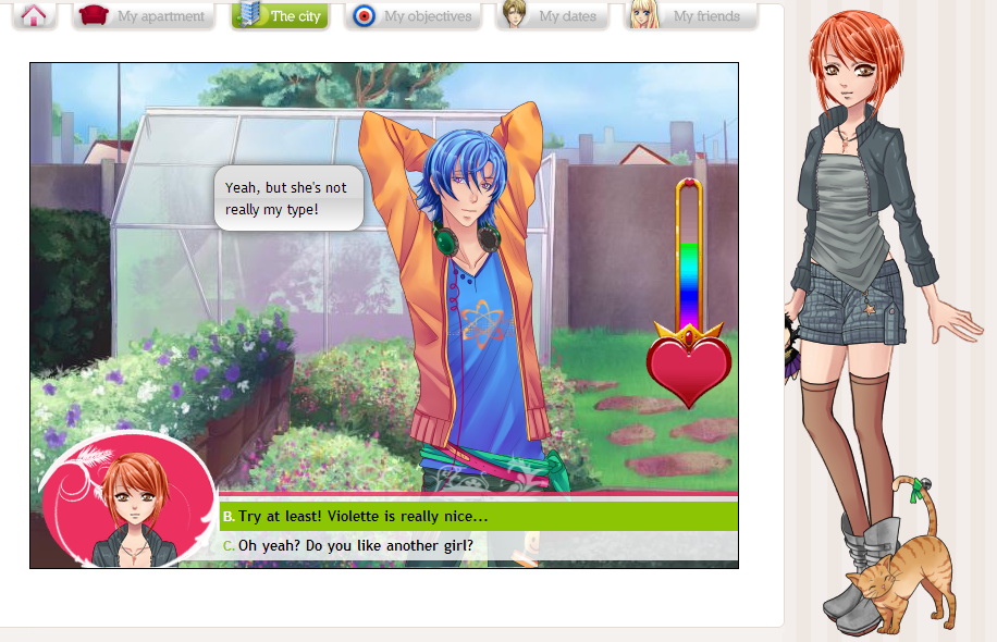 My Candy Love Episode 12 – Castiel Walkthrough